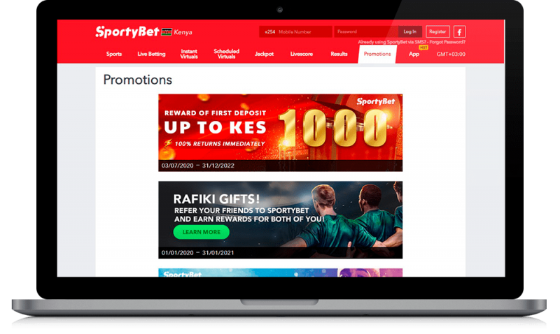 sportybet promotions